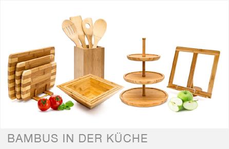 Bambus-Kueche