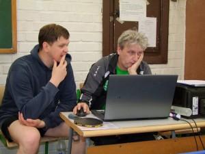links: Hendrik Schulz; rechts: Heiko Schürer